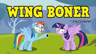 MY LITTLE PONY COMICS A THING ABOUT WINGS AND BONES