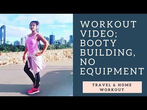 Fitness vlog | Fat Burner Giveaway | Home workout | Booty Building