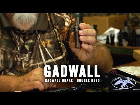 Duck Commander Gadwall Magnum Duck Call Instructional Video