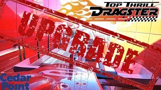 Cedar Point Conspiracy Theory: Top Thrill Dragster