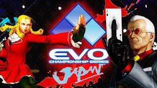 Craziest Moments of EVO Japan 2019