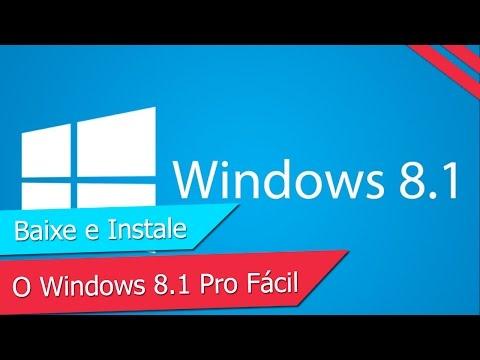 Como baixar. Instalar e ativar windows 8.1 Pro e Formatar (facil)