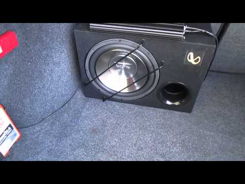 Ford Mondeo Mk3 1.8 SCi - Music sound + Review
