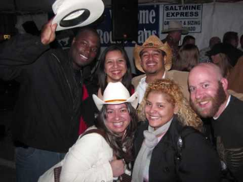 Cougar Crew goes to the Houston Rodeo and Cook-Off 2010 (Widescreen Presents)