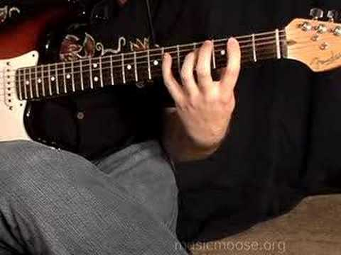 12 Bar Blues Guitar Lesson Music Videos