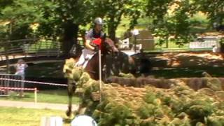 2009 Australian International 3DE - Video shorts from Cross-Country Day