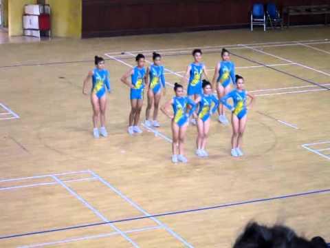 aerobic TN Q.THANH XUAN 2011