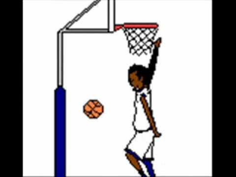 Basketball Cartoon 3