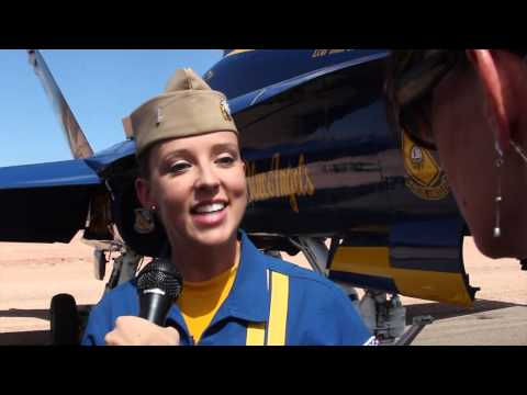 What it takes to be a Blue Angel