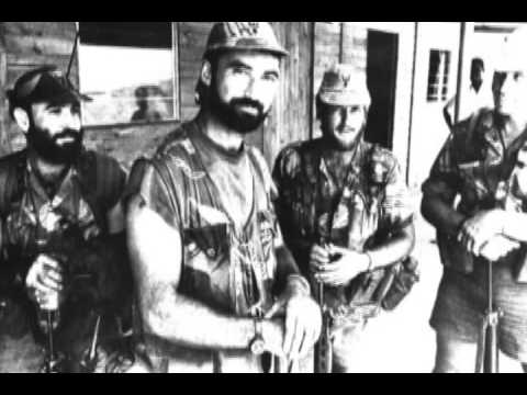 Tribute to the soldiers of the Rhodesian Bush War - music by Emitt Rhodes