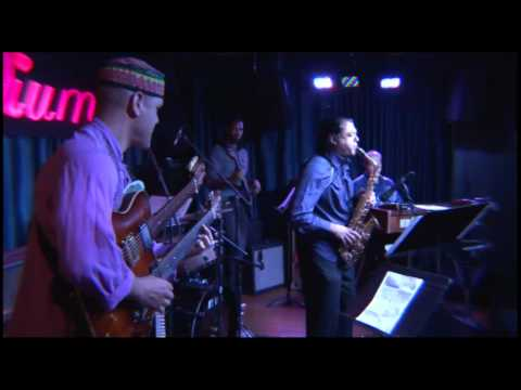 David Fiuczynski Group plays at the Iridium Jazz Club