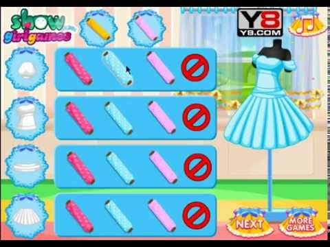 Design Clothes Online Games Cute Girl Design Clothes