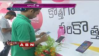 B New Mobiles 56 store launch in kukatpally | Hyderabad