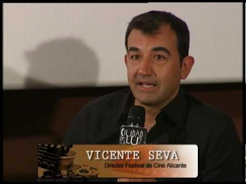 PRESENTACIÓN GALA INAGURACIÓN VII FESTIVAL DE CINE DE ALICANTE