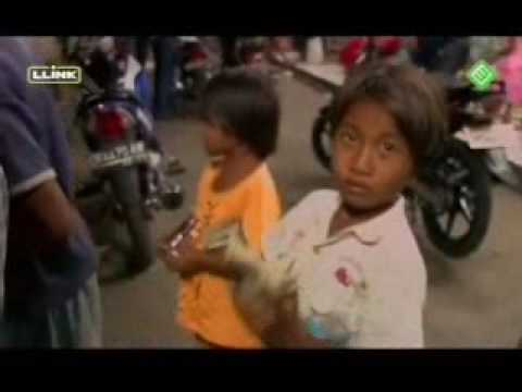 Street Children in Indonesia (Lombok)