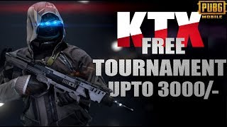PUBG MOBILE Telugu - Tournament At 1000 Likes ( FREE ENTRY & Win Upto 3000 )