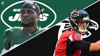 New York Jets vs Atlanta Falcons Week 2 Recap (Preseason)