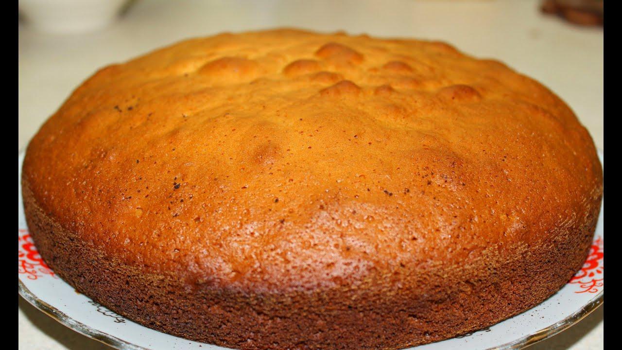 Медовый пирог на скорую руку рецепт пошагово