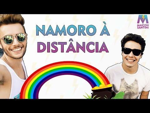NAMORO À DISTÂNCIA feat Gabriel Mello | Maicon Santini