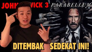 "REVIEW FILM ""JOHN WICK CHAPTER 3 : PARABELLUM"" (2019) INDONESIA - FILM ACTION TERBAIK 2019!"
