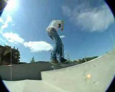 Skatepark Malgrat Day in Malgrat Skatepark