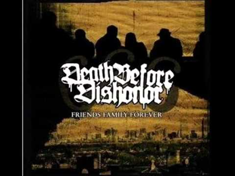 Death Before Dishonor - 666 Friends Family Forever