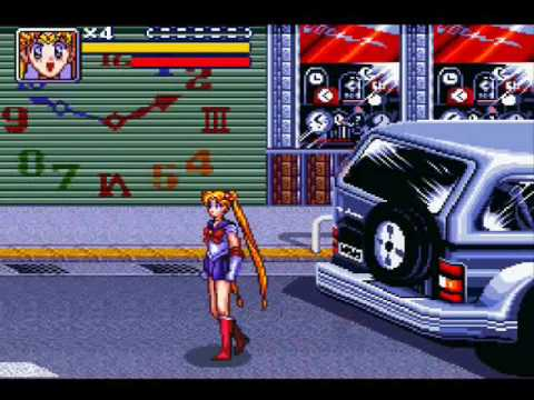 Gaming Disasters: Sailor Moon