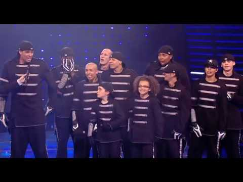 Diversity {dance Act} | Britain's Got Talent Final Winners | Saturday 30th May 2009 video