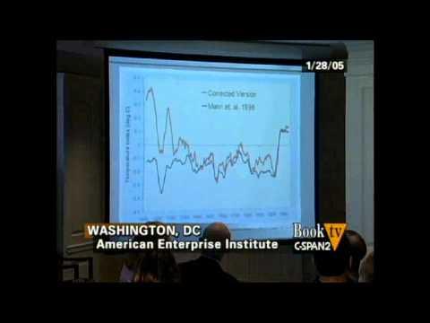 Michael Crichton - On Michael Mann's Climate Temperature Graph