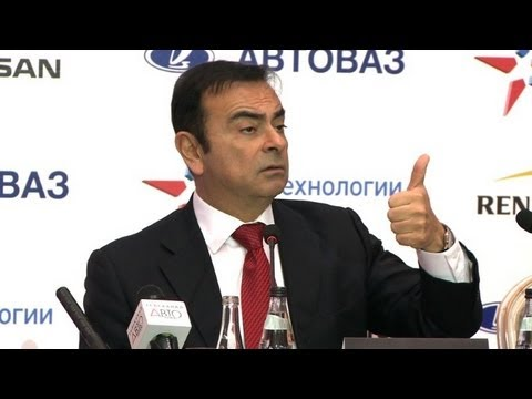 Renault-Nissan assume controle da Avtovaz