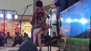 Miniconcierto Nora Suzuki con Macolla en Nicaragua
