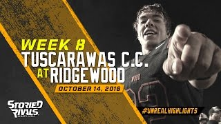 HS Football | Tuscarawas Central Catholic at Ridgewood [10/14/16]