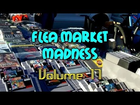 Flea Market Madness Vol. 17