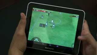Karbonn Smart Tab 8 Gaming Video - iGyaan