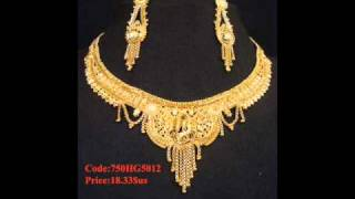 Gold Plated jewelry.wmv