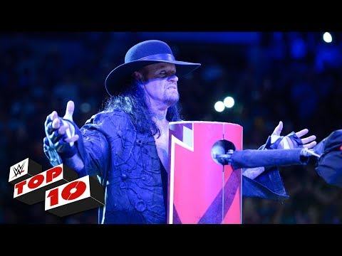Top 10 Raw moments: WWE Top 10, September 17, 2018 thumbnail