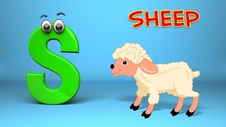 Phonics Letter- S song