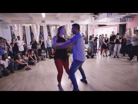 Arthur + Layssa - NYC Zouk Festival 2016 - Demo Friday