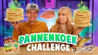 PANNENKOEKEN CHALLENGE!