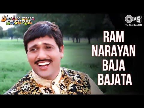 Ram Naaryan Baja Bajata - Saajan Chale Sausral - Udit Narayan - Govinda