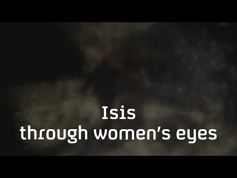 Escape from Isis: the brutal treatment of women in Raqqa