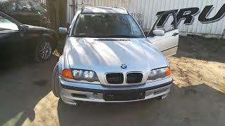 Car For Parts - BMW 3-SERIES 2000 2.0L 100kW Diesel