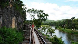 ถ้ำกระแซ จุดชมวิวที่สวยและอันตรายที่สุด เส้นทางรถไฟสายมรณะ