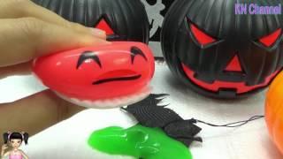 Thơ Nguyễn - Búp bê lại chơi trò chơi Halloween