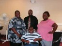 Tribute to Pastor Melvin L. Frazier and family