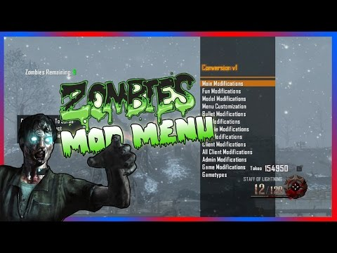[PS3] Black Ops 2 Zombies Mod Menu + DOWNLOAD