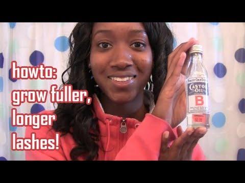 How to: Grow Longer. Fuller Lashes and Brows...Naturally!