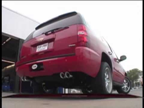 2007 Chevrolet Tahoe True Dual Flo Pro Muffler By Kinney S
