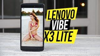 Lenovo Vibe X3 Lite - отличный музыкальный смартфон за 115$ - Первое впечатление- unboxing -