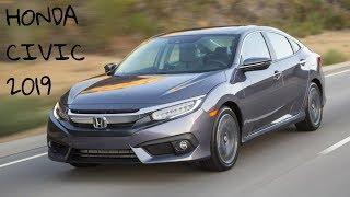 Honda Civic 2019 Overview   Price   Specs   Mileage.